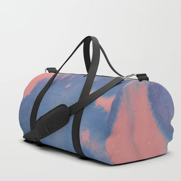 Don't give Yourself away Duffle Bag by DuckyB