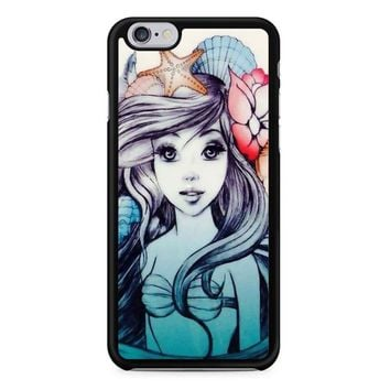 Ariel The Little Mermaid 1 iPhone 6/6s Case