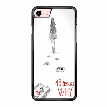 13 Reasons Why 4 iPhone 7 Case