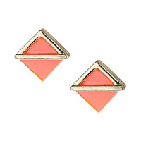 Square Acrylic Stud Earrings - New In This Week - New In - Topshop USA
