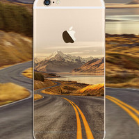 My Way Case TPU Cover for iphone 7 7 Plus & iphone 6 6s Plus & iphone se 5s + Gift Box