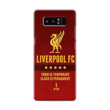 LIVERPOOL FC THE REDS 2 Samsung Galaxy Note 8 Case