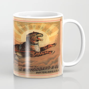The Tiger Mug by Kathead Tarot/David Rivera