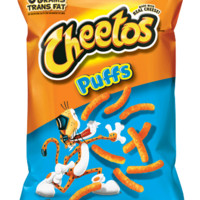 CHEETOS CORN PUFFS 1 OZ