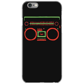 a tribe called quest   speaker hip hop the cutting edge iPhone 6/6s Case