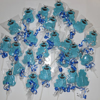 12 Sesame Street Cookie Monster Chocolate Lollipops Birthday Gifts Party Favor Kids