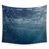 Society6 UNDERWATER I. Wall Tapestry