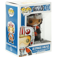 Funko Star Wars Pop! Luke Skywalker (X-Wing Pilot) Vinyl Bobble-Head