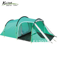 2014New style!3 4persons one bedroom & one living room double layer family and party camping tent-in Tents from Sports & Entertainment on Aliexpress.com | Alibaba Group