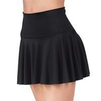 Adult Skirt with Roll Down Waist