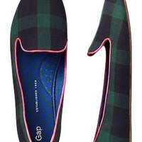 Patterned canvas loafers | Gap