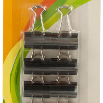 Small Binder Clips Case Pack 24