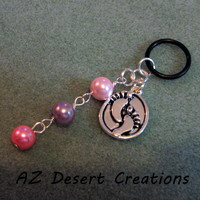 Baby Feet Pink and Purple Dangle MOD Charm Vaporizer MOD Charm