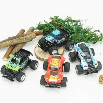 1:58 4 Channels Shocks Racing Toy Car Mini RC Car 4 ch Drift Speed Radio Remote Control Drive Speed Dirt Bike Vehicle for Kids