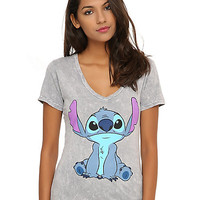 Disney Lilo & Stitch Tie Dye Stitch Girls T-Shirt