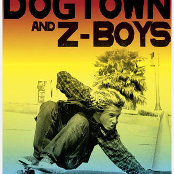 Dogtown and Z-Boys Extreme Skateboarding Poster 11x17