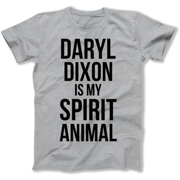 Daryl Dixon Is My Spirit Animal - T Shirt