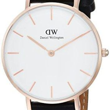 Daniel Wellington Classic Petite Sheffield in White 32mm