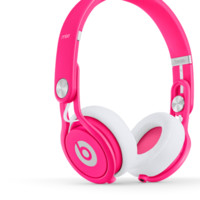 The Neon Pink Mixr Beats by Dre Headphones FREE SHIPPING $40 OFF PRE BLACK FRIDAY SALE!
