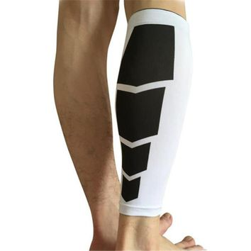 Unisex Breathable Basketball or Other Sport Leg Sleeve Supports