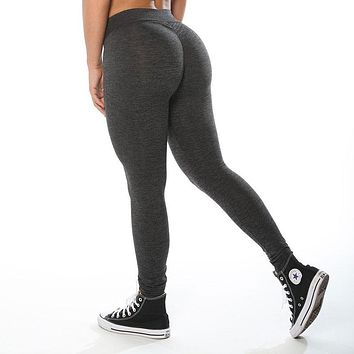 Classic Leggings (Dark Grey)