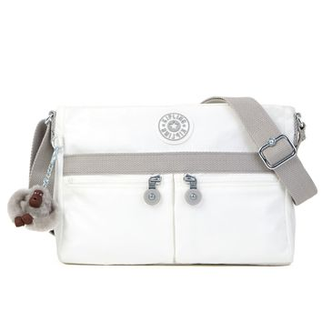 Angie Coated Crossbody Bag