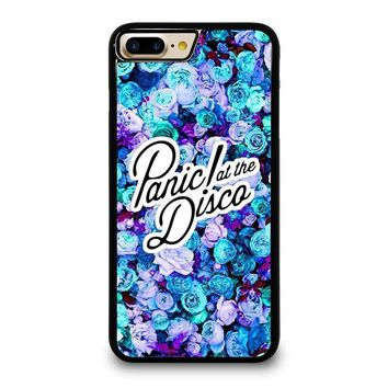 panic at the disco iphone 4 4s 5 5s se 5c 6 6s 7 8 plus x case  number 1