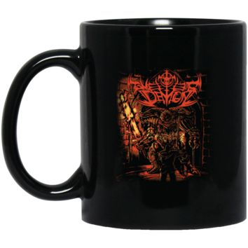 Demon Souls Dark Souls T-SHIRt-01 BM11OZ 11 oz. Black Mug