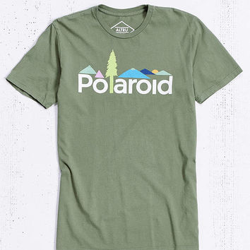 Altru Polaroid Outdoors Tee - Urban Outfitters