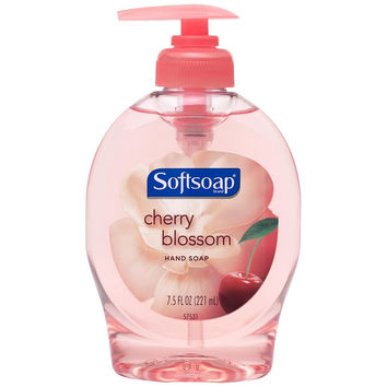 Softsoap Gen Purp Liq Soap Pump Pnk 12