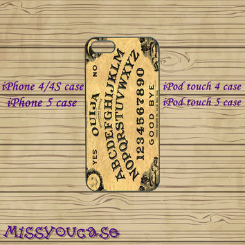 iphone 4 case,iphone 4s case,cute iphone 4 case,iphone 5 case,cute iphone 5 case,Retro Ouija Board,iphone 5 cases,ipod 4 case,ipod 5 case.