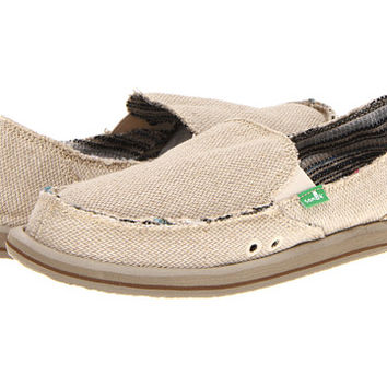 Sanuk Donna Hemp Black - Zappos.com Free Shipping BOTH Ways