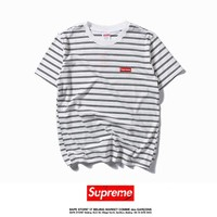 Cheap Women's and men's supreme t shirt for sale 501965868-0135
