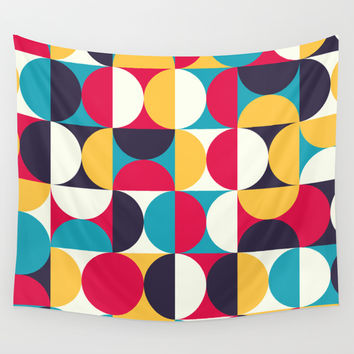 Orbit Wall Tapestry by All Is One