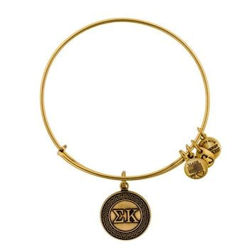 Sigma Kappa Charm Bangle