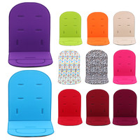 New Arrival Pushchair Car Auto Seat Breathable Cotton Cushion Seat Padding Baby Pram Liner Pad Cushion Stroller Accessory