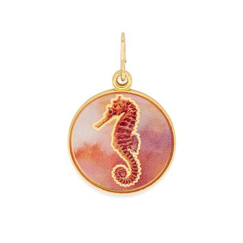 Seahorse Art Infusion Charm