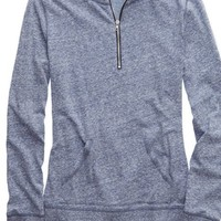 Aerie Women's Lightweight Half-zip Sweatshirt