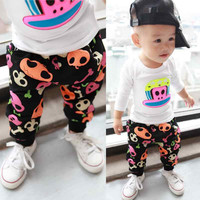 2015 new hot vestidos baby all for children clothing kids clothes Casual boy trousers boy clothes baby trousers + L39
