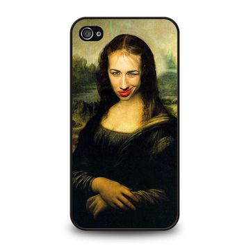 MIRANDA SINGS MONA LISA iPhone 4 / 4S Case