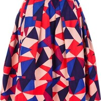 MARC BY MARC JACOBS printed skirt