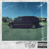 Kendrick Lamar Good Kid, M.A.A.D. City Deluxe Edition Lp Vinyl One Size For Men 24720995001