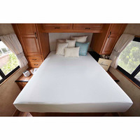 "Walmart: Sleep Revolution 10"" Memory Foam RV Mattress, Short Queen"