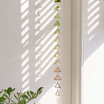 Triangle Metal Banner | Urban Outfitters