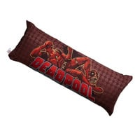Marvel Deadpool Body Pillow Cover
