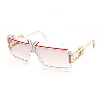 Cazal 856 Clear Sunglasses