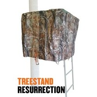 Academy - Cottonwood Outdoors Weathershield Treestand Resurrection 2 Panel ADA Blind System Kit