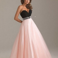 Ladies Sexy Prom Bridesmaid Sweetheart Evening Formal Party Gown Lace Dresses E1 = 5739035905