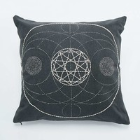 NO Sacred Geometry Cushion - Urban Outfitters