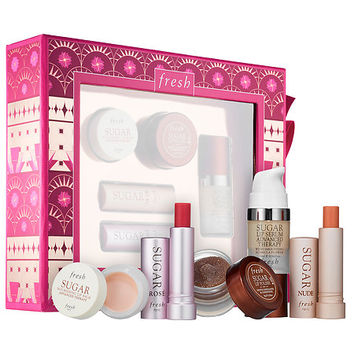 Sephora: Fresh : Sugar Lip Entourage : skin-care-sets-travel-value